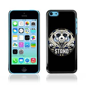 Designer Depo Hard Protection Case for Apple iPhone 5C / Cool Sloth