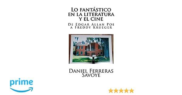 Lo fantástico en la literatura y el cine: De Edgar Allan Poe a ...