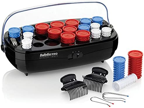BaByliss Pro 20 Piece Heated Roller - Upgraded Version