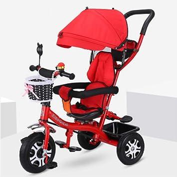 Triciclos Bebes 1 Año, Triciclo Plegable Bicicletas Estaticas BH ...