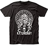(US) Impact Originals H.P. Lovecraft fitted jersey tee (XL)