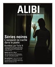 Alibi, N°6: séries noires, de l'écrit à l'écran  par Revue Alibi