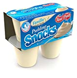 Advance Food Products Real Fresh Vanilla Pudding, 3.5 Ounce - 48 per case.