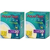 Aquaclear Foam Inserts, 3-Pack (6-Pack, 20-Gallon)