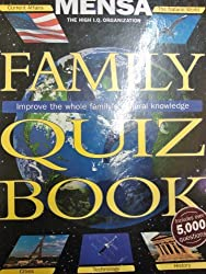 FAMILY QUIZ BOOK