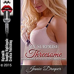 My Surprise Threesome: MFM Double Penetration Threesome Audiobook