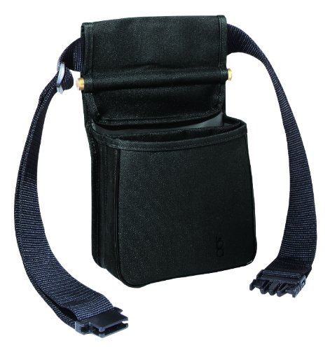 Bob Allen Divided Shell Pouch with Belt (Divided Pouch)