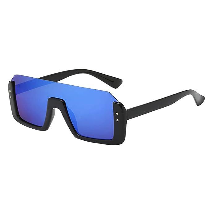 VECDY Gafas De Sol Hombre, Gafas Retro, Contra Radiación ...