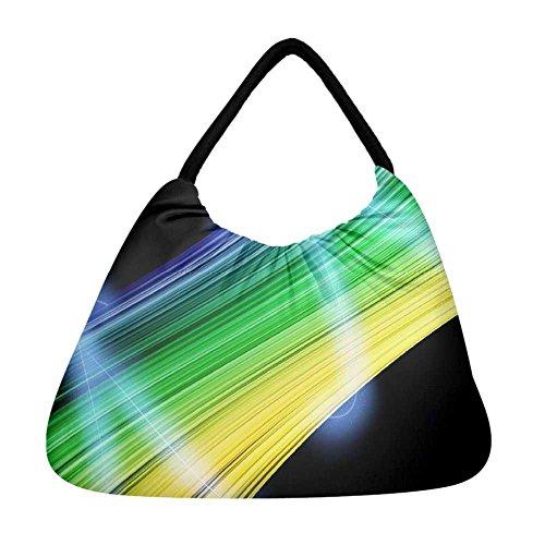 Snoogg Damen mehrfarbig Snoogg mehrfarbig mehrfarbig Strandtasche Damen mehrfarbig Strandtasche xISqPwfZ6
