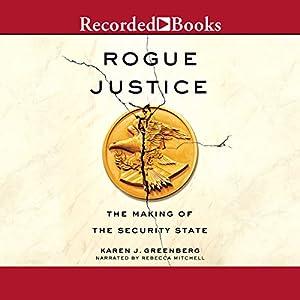 Rogue Justice Audiobook