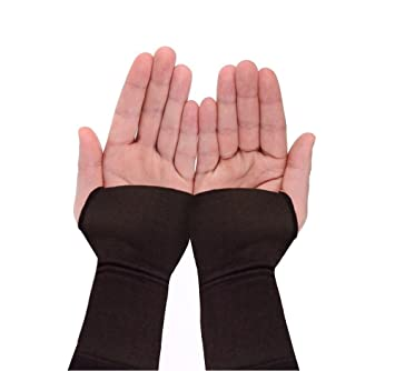 74b0899690 Wrist Brace Sleeve By Copper Compression Gear - RELIEF For Carpal Tunnel,  RSI, Cubital