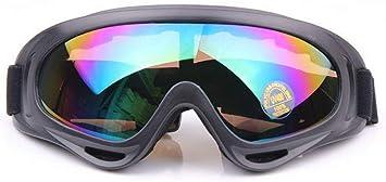 Gafas de sol para motocicleta de Manfa, protección contra el viento, gafas de nieve, gafas de sol, gafas para hacer deportes