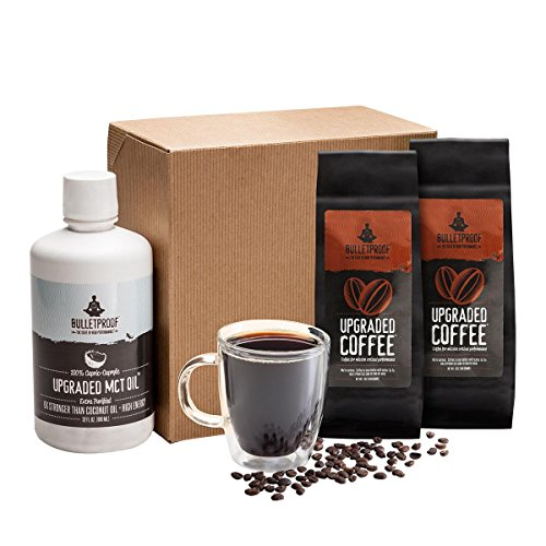 Bulletproof Upgraded Coffee Kit Decaf and Regular