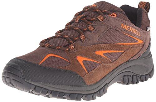 Merrell Phoenix Bluff zapatos de trekking impermeables Dark Brown