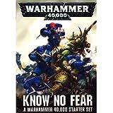 Games Workshop 60010199017 Warhammer 40000 Know No Fear English Model Game