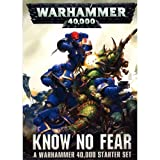 Warhammer 40k Know No Fear Starter Set