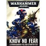 """Games Workshop 60010199017"""" Warhammer 40000 Know No Fear English Model"""