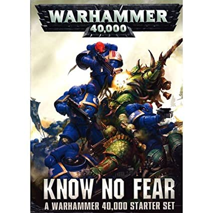 Buy Warhammer 40k Know No Fear Starter Set Online at Low