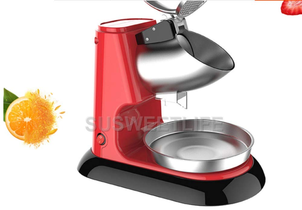New Arrival Summer Ice Crushers Smoothie Cocktail Maker Shavers For Tea Coffee Shop