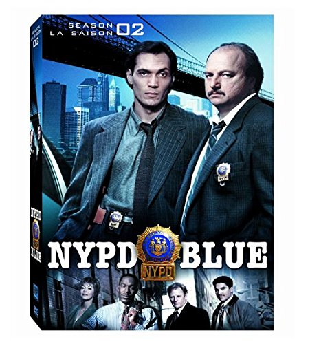 NYPD Blue: Season 2 DVD David Caruso
