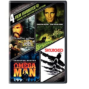 Mother Lode / The Omega Man / Soylent Green / Skyjacked (2011)