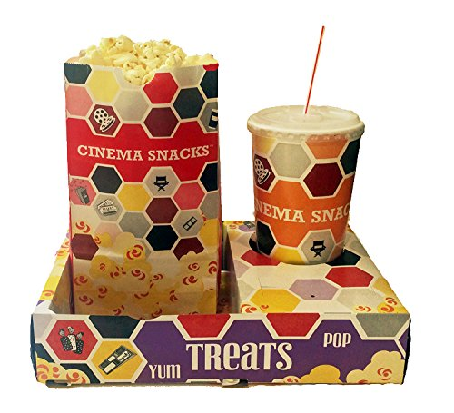 popcorn and drink cup - 5