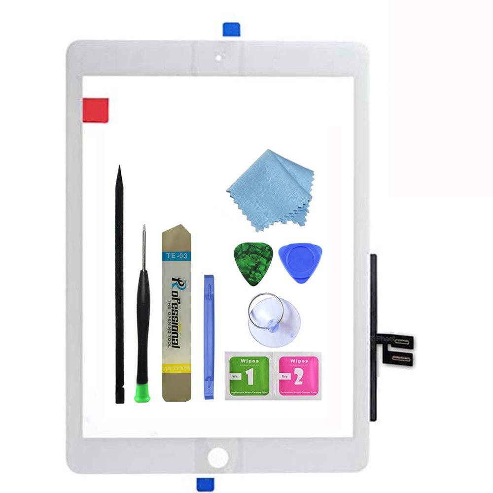 Repuesto Zentop Pantalla Táctil Blanca Para iPad 7/8 2019/20