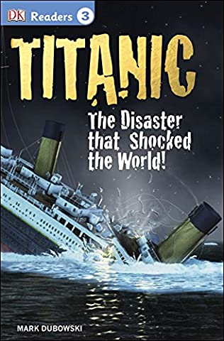 book cover of Titanic: The Disaster That Shocked the World!