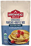 corn bread mix organic - Arrowhead Mills Organic Gluten-Free Pancake & Baking Mix, 26 oz.