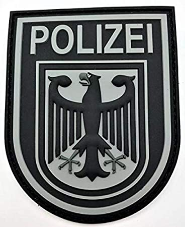 Polizia Federale Black Ops Rubberpatch