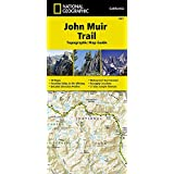 John Muir Trail Topographic Map Guide (National Geographic Trails Illustrated Map)