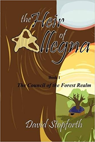 Book The Heir of Allegna - Book 1 - The Council of the Forest Realm