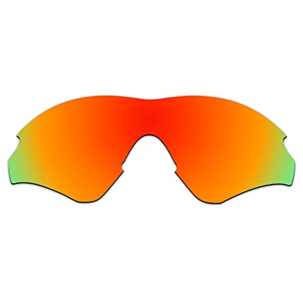13f88bb4afe Amazon.com   ACOMPATIBLE Replacement Lenses for Oakley M2 Frame XL (Asia  Fit) Sunglasses OO9345 (Not Fit M2 Frame) (Fire Red - Polarized)   Sports    ...