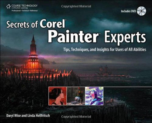 [PDF] Secrets of Corel Painter Experts: Tips, Techniques, and Insights for Users of All Abilities Free Download | Publisher : Course Technology PTR | Category : Computers & Internet | ISBN 10 : 143545720X | ISBN 13 : 9781435457201