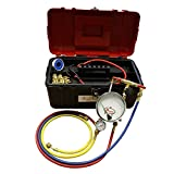 Dwyer BTK2 Professional Backflow Prevention Test Kit. Everything Needed for Testing Hydronic Backflow Prevention Assemblies According to ASSE, AWWA, CSA, FCCC, HR-USV & NEWWA-Approved Procedures.