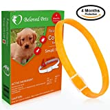 Dog Flea Treatment Collar - Beloved pets Flea and Tick Prevention For Dogs - Flea Collar For Dogs - Repellent Tick - Flea Tick Control - Tick Collar - Dog Flea Treatment - Reflective Natural Dog Collar
