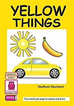 Yellow Things (Colours series) by [Muchemi, Muthoni]