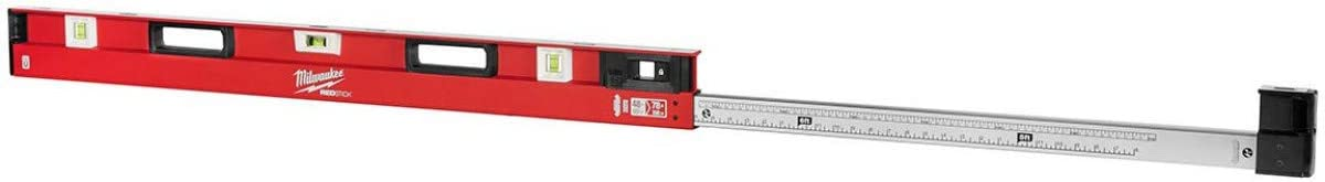 Milwaukee MLXPM78 48-78 REDSTICK Magnetic Expandable Level