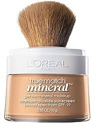 L'Oréal Paris Makeup True Match Loose Powder Mineral...