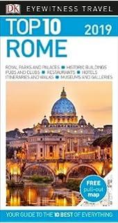 Top 10 Rome 2019 DK Eyewitness Travel Guide