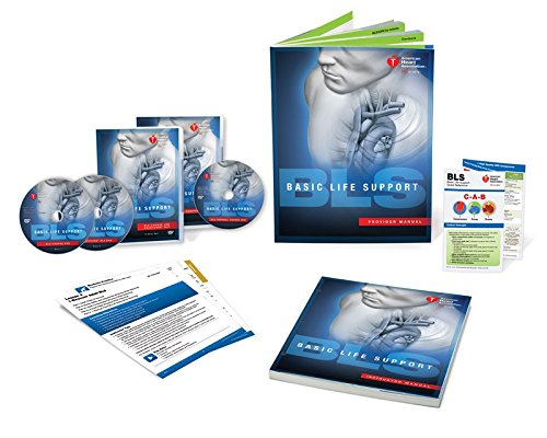 Basic Life Support (BLS) Instructor Package #15-1077 (Heart Package)