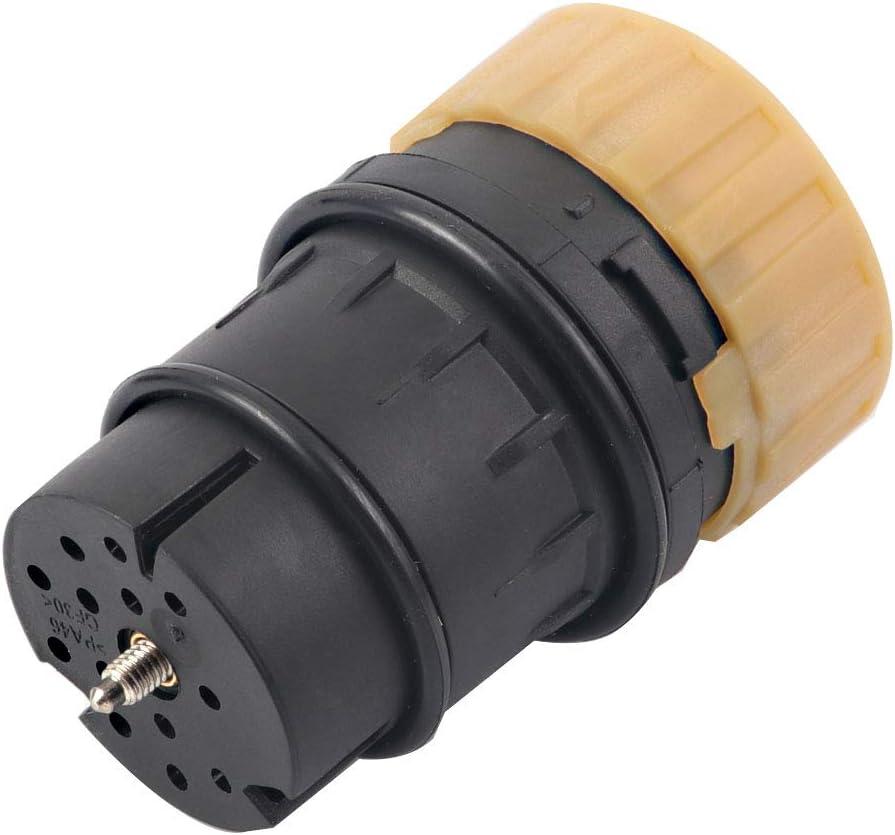LINLINS 1402701161+2035400253+1402710080+1402770095 Transmission Conductor Plate+Connector+Gasket+Filter KIT Fit for Mercedes-Benz 722.6