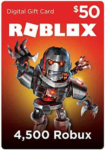 4,500 Robux for Roblox [Online Game Code]