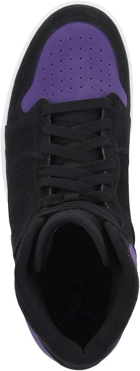 Nike Jordan Access, Chaussure De Basketball Homme Multicolore Black Court Purple 005