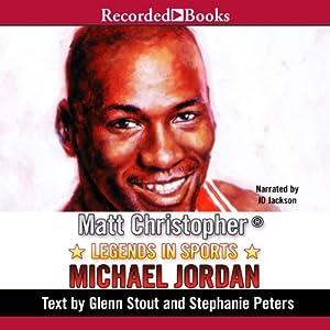 Legends in Sports: Michael Jordan Audiobook