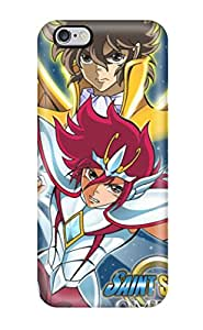 New Style Iphone Cover Case - Sagitarius And Pegasus, Saint Seiya Omega Protective Case Compatibel With Iphone 6 Plus