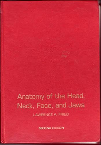 Anatomy Of The Head Neck Face And Jaws 9780812107173 Medicine