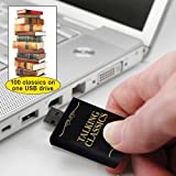 USB Drive Connection Talking Classic Books