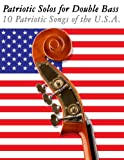 Patriotic Solos for Double Bass, Uncle Sam, 1477408282