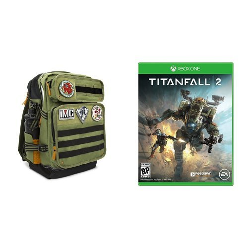 Titanfall 2 Officially Licensed OGIO Backpack + Game - Xbox One
